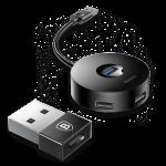 USB-хабы и переходники