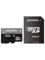 Карта памяти ADATA microSDHC 32GB Class 10 + SD-адаптер