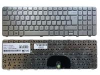 Клавиатура HP Pavilion DV6-6000, серая