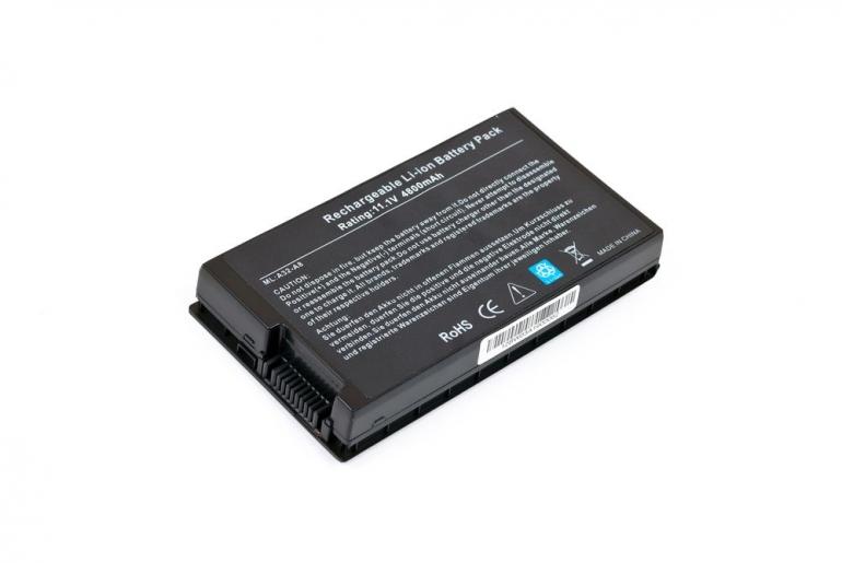 Батарея для ноутбука Asus A8 A8000 F8 Z99 11.1V 4400mAh