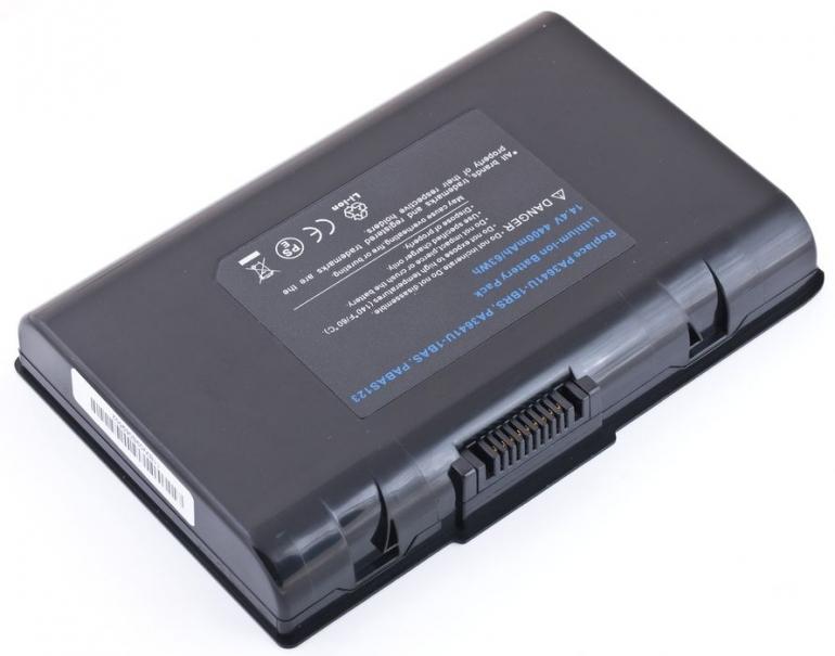 Батарея для ноутбука Toshiba Qosmio X305 PA3641 14.4V 4400mAh