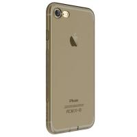 Чехол Devia для iPhone SE 2020/8/7 Naked Smoky Black