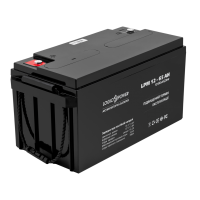 Аккумулятор LogicPower AGM LPM 12-65 AH