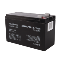 Аккумулятор LogicPower AGM LPM 12-7.0 AH