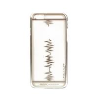 Чехол Remax для iPhone 6/6S Heartbeat Silver