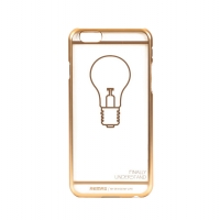 Чехол Remax для iPhone 6/6S Insperation Golden