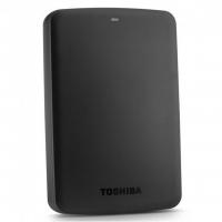 Внешний HDD Toshiba Canvio Basics 2TB USB 3.0 Black