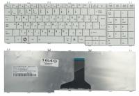 Клавиатура Toshiba Satellite C650 C655 L650 L655 L670 L675 Satellite Pro C650 L650 L670, белая