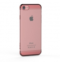 Чехол Devia для iPhone 8/7 Glimmer 2 Rose Gold
