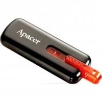 USB накопитель Apacer AH326 32GB Black