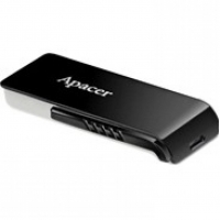USB накопитель Apacer AH350 32GB Black