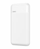Внешний аккумулятор Remax Boree QC3.0 & PD 10000mAh Белый