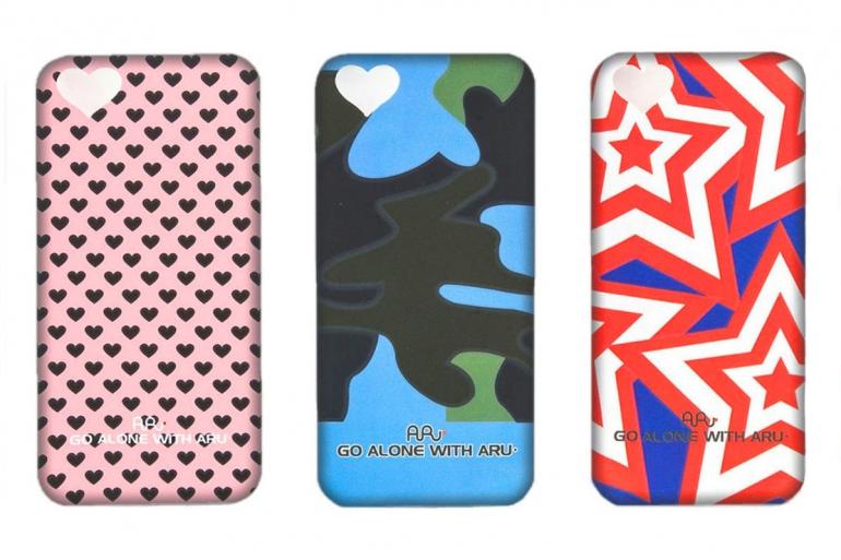 Набор Чехлов ARU для iPhone 5/5S/5SE Pack3