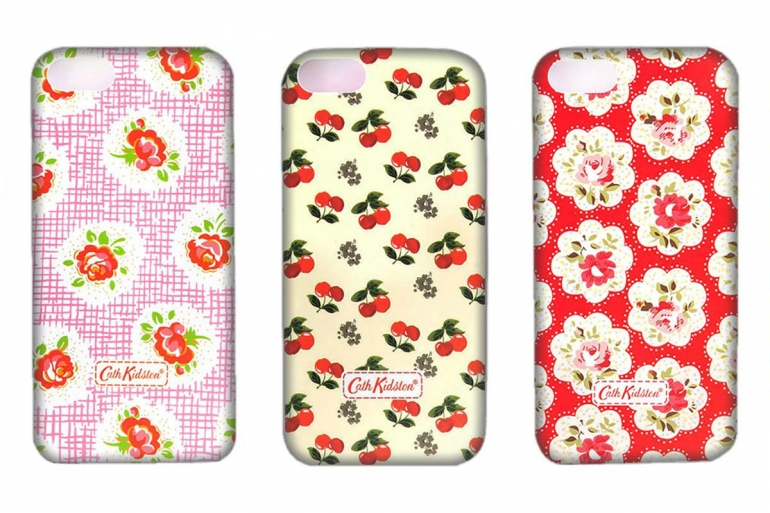 Набор Чехлов Cath Kidston для iPhone 5/5S/5SE Pack2