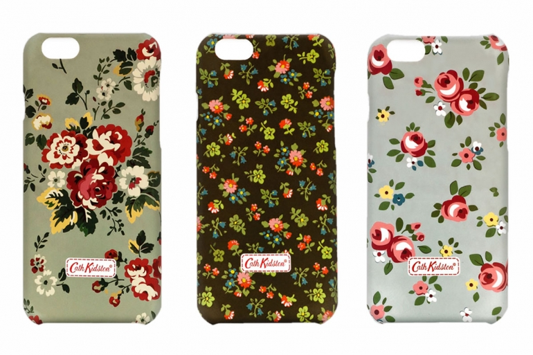 Набор Чехлов Cath Kidston для iPhone 6/6S Pack1