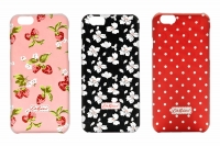 Набор Чехлов Cath Kidston для iPhone 6/6S Pack2