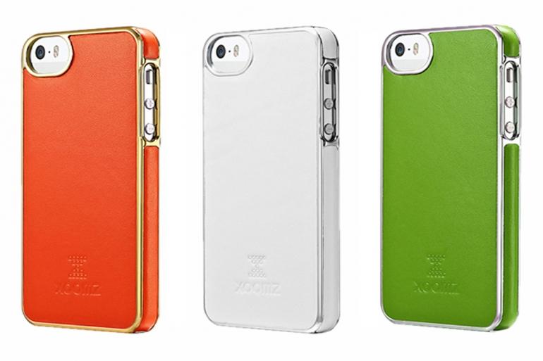 Набор Чехлов Xoomz для iPhone 5/5S/5SE Pack1