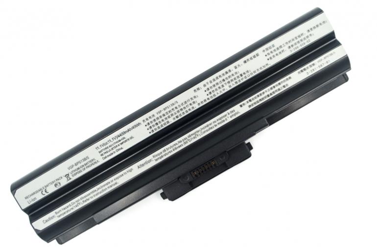 Батарея для ноутбука Sony VAIO VGN AW BZ CS FW NS SR VPCCW VPC-M 11.1V 4400mAh