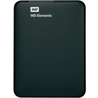 Внешний HDD Western Digital Elements Portable 3TB USB 3.0 Black