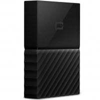Внешний HDD Western Digital My Passport 4TB USB 3.0 Black