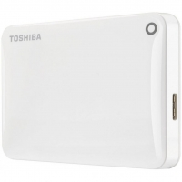 Внешний HDD Toshiba Canvio Connect II 500GB USB 3.0 White