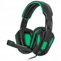 Наушники Defender Warhead G-275 Green/Black