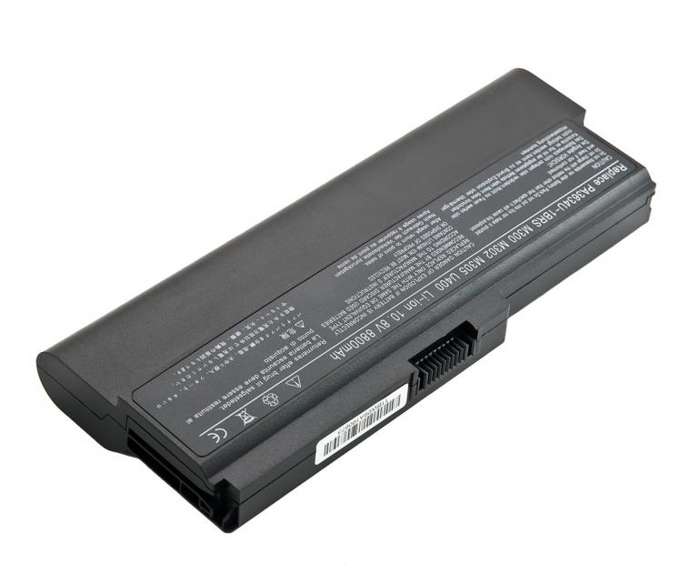 Батарея для ноутбука Toshiba Satellite A660 C650 L310 L515 L630 U400 U500 PA3634 10.8V 8800mAh