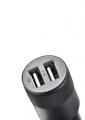 Автомобильное зарядное устройство Devia Joy Dual USBx2 5V 2.1A/1A True Black