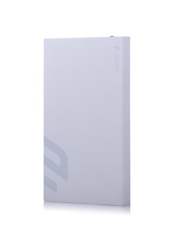 Внешний Аккумулятор Devia SlimBox 5000 mAh Gray
