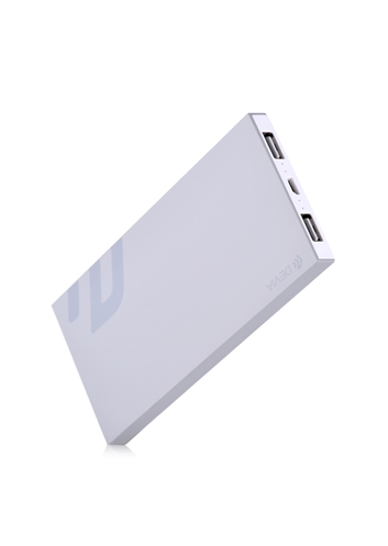 Внешний Аккумулятор Devia SlimBox 9000 mAh Gray