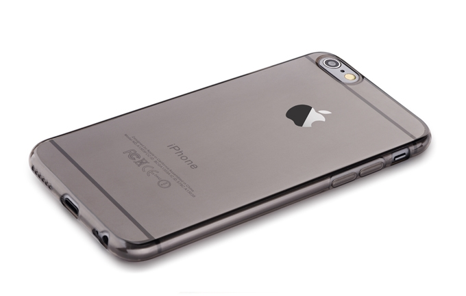 Чехол Vouni для iPhone 6/6S Naked Smoky Black
