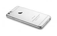 Чехол Vouni для iPhone 6/6S Naked Crystal Clear