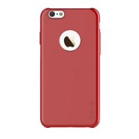 Чехол Devia для iPhone 6/6S Chic Passion Red