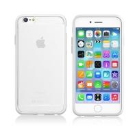 Чехол Devia для iPhone 6/6S Hybrid White