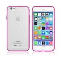 Чехол Devia для iPhone 6/6S Hybrid Rose Pink