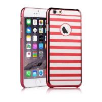 Чехол Vouni для iPhone 6/6S Parallel Passion Red