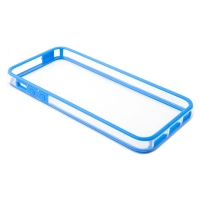 Бампер Devia для iPhone 5/5S/5SE Crystal Blue