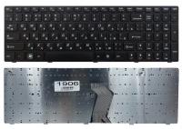 Клавиатура для ноутбука Lenovo IdeaPad G570 Z560 Z560A Z565A B580 B590 черная