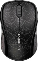 Мышь Rapoo 3100p Wireless Black