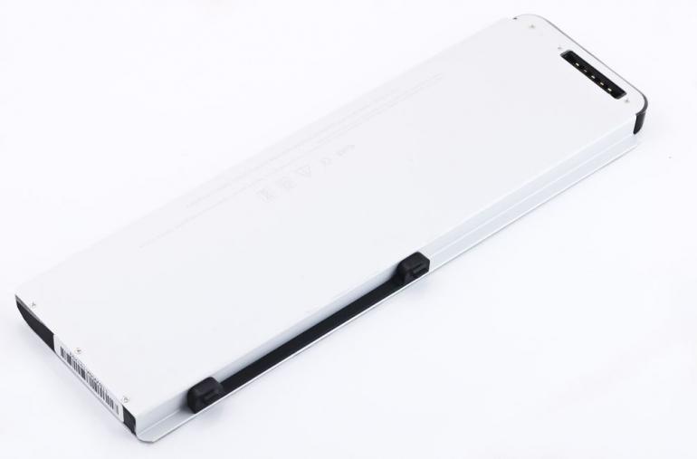 "Батарея для ноутбука Apple MacBook Pro 15"" A1286 10.8V 4600mAh, серая"