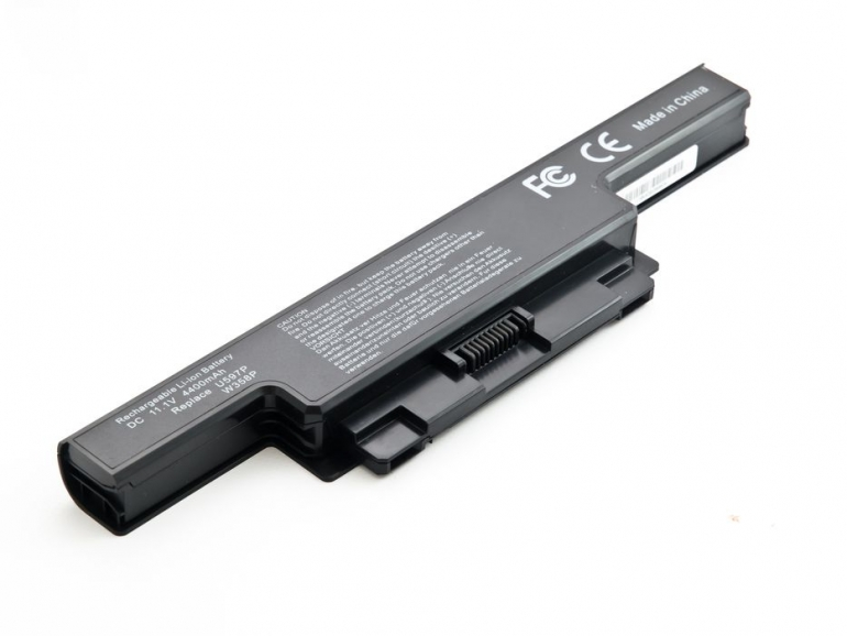 Батарея для ноутбука Dell Studio 1450 1457 1458 W356P P219P U597P 11.1V 4400mAh