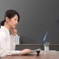 Подставка для ноутбука Baseus Ultra Thin Laptop Stand Серый