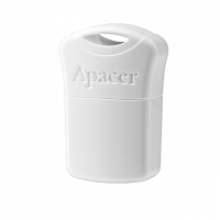 USB накопитель Apacer AH116 8GB White
