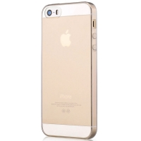 Чехол Devia для iPhone 5/5S/5SE Naked Crystal Clear