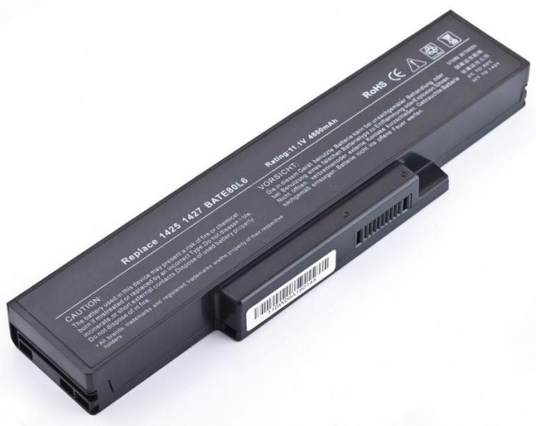 Батарея для ноутбука Dell Inspiron 1425 1426 1427 11.1V 4800mAh