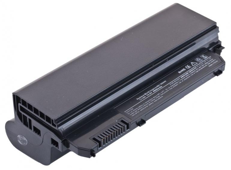 Батарея для ноутбука Dell Inspiron Mini 9 Mini 12 Mini 910 14.8V 4800mAh