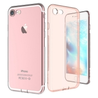 Чехол Devia для iPhone SE 2020/8/7 Naked Rose Gold