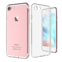 Чехол Devia для iPhone SE 2020/8/7 Naked Crystal Clear