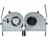 Вентилятор Asus X401A X401E X401EL X501A Original 4 pin