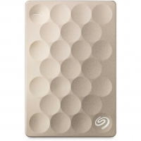 Внешний HDD Seagate Backup Plus Ultra Slim 1TB USB 3.0 Gold